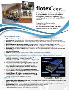Flolex - Revêtement textile par Solathèque